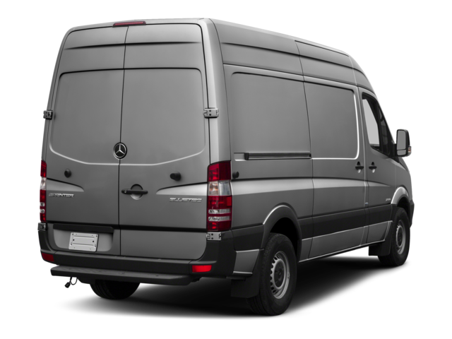 Build and price your 2017 mercedes benz sprinter cargo vans for Build and price mercedes benz
