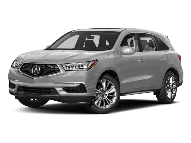 2018 Acura MDX Tech SH-AWD  demo