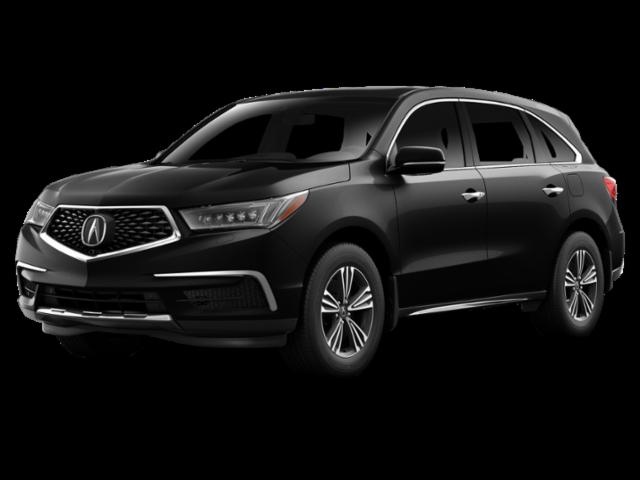 2018 Acura MDX Navi SH-AWD