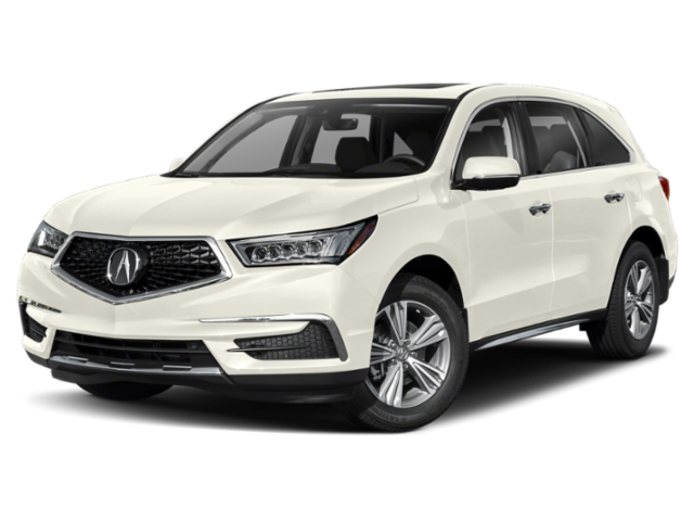 2019 Acura MDX at  demo