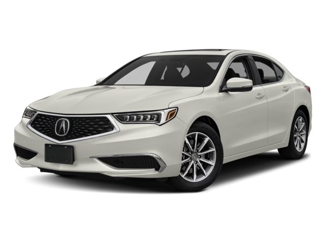 2018 Acura TLX Elite Sedan SH-AWD  demo