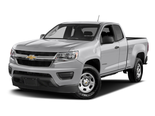 2018 Chevrolet Colorado   demo