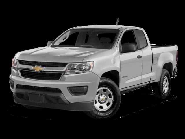 2018 Chevrolet Colorado   demo
