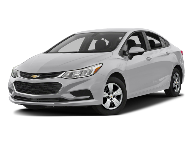 Chevrolet Cruze Sedan LT Auto (1SD) 2017