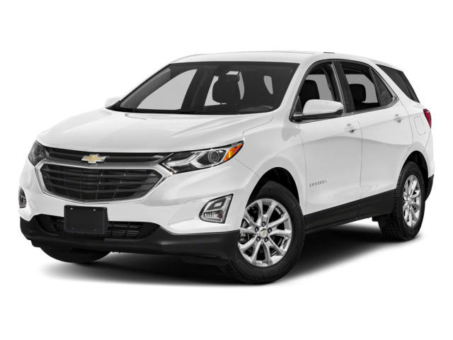 2018 Chevrolet Equinox LT  demo