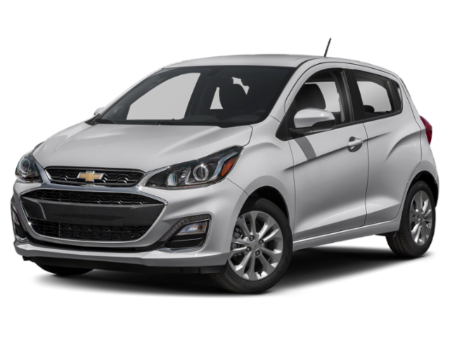2019 Chevrolet Spark LT  demo