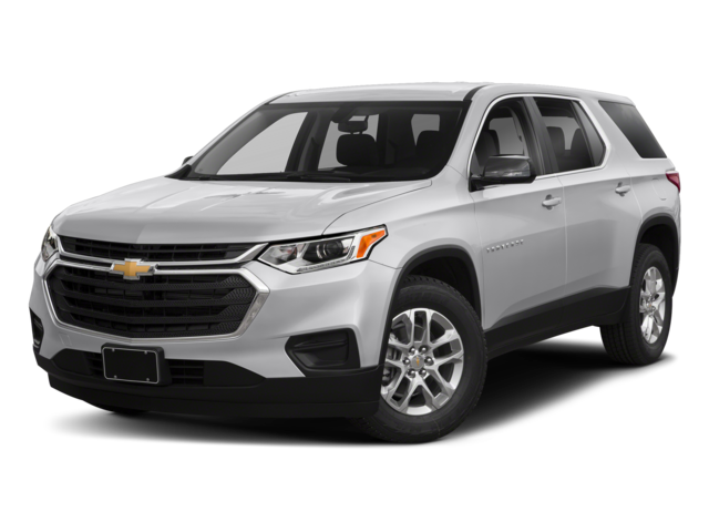 2018 Chevrolet Traverse   demo