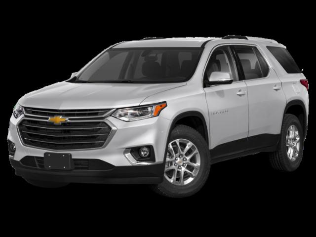 Chevrolet Traverse LT Cloth w/1LT 2018