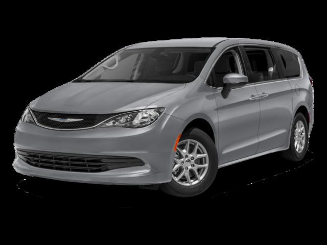 2017 Chrysler Pacifica LX  demo