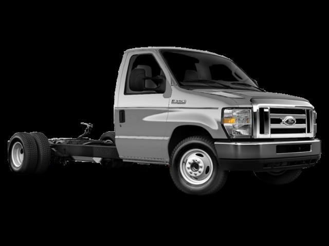 Ford E-Series Cutaway 2019