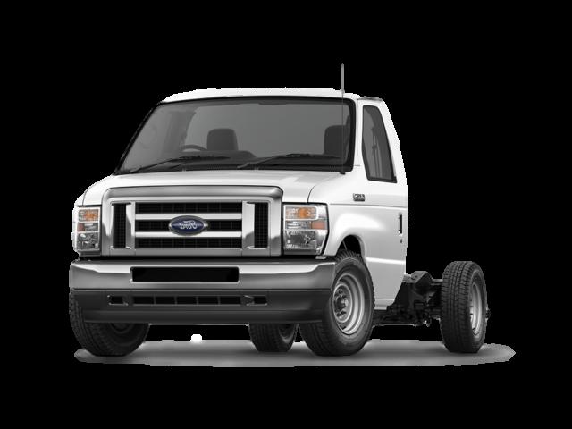 Ford E-Series Cutaway 2021
