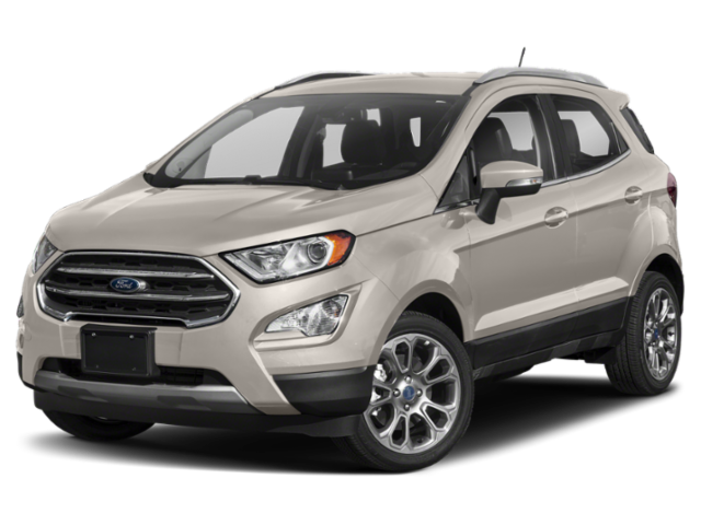 2018 Ford EcoSport FWD SE