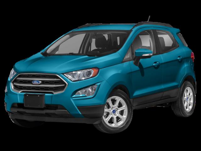 2019 Ford EcoSport FWD SE