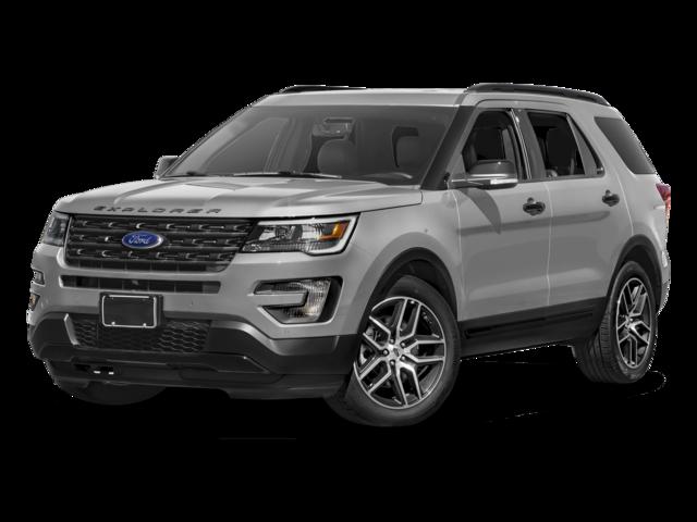 2017 Ford Explorer -