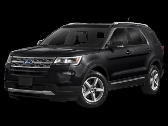 2018 Ford Explorer -
