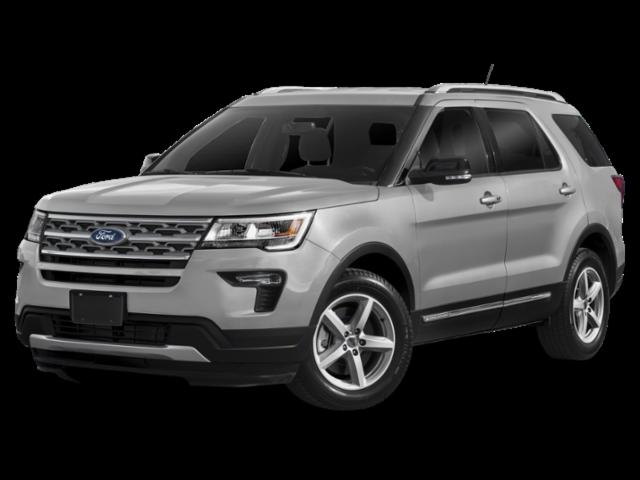 Ford Explorer XLT, quatre roues motrices 2018