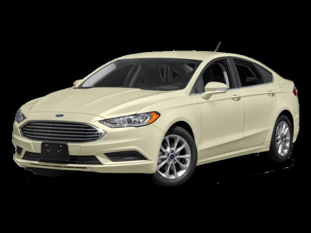 2017 Ford Fusion FORD FUSION SEDAN SE AWD