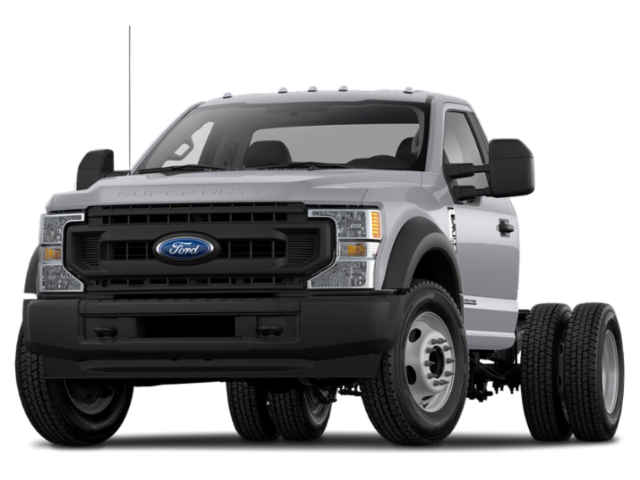 Ford Super Duty F-450 DRW 2020