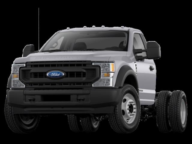 Ford Super Duty F-550 DRW 2020