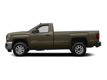 2015 GMC Sierra 2500HD Built After Aug 14