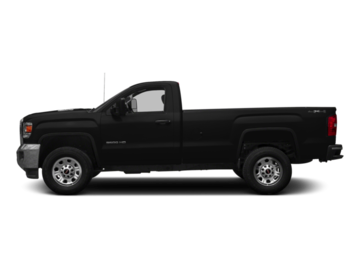 2015 GMC Sierra 3500HD Built After Aug 14