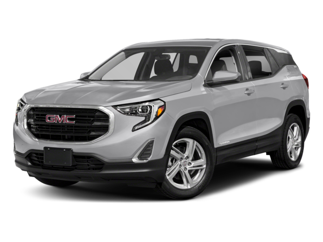 2018 GMC Terrain   demo