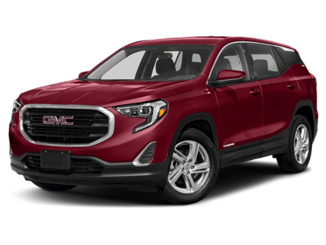 2019 GMC Terrain   demo