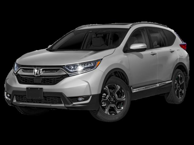 2018 Honda CR-V Touring TI  demo