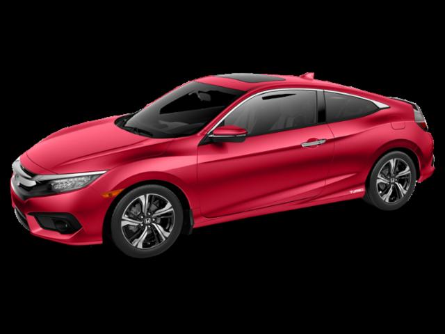 2018 Honda Civic Touring CVT
