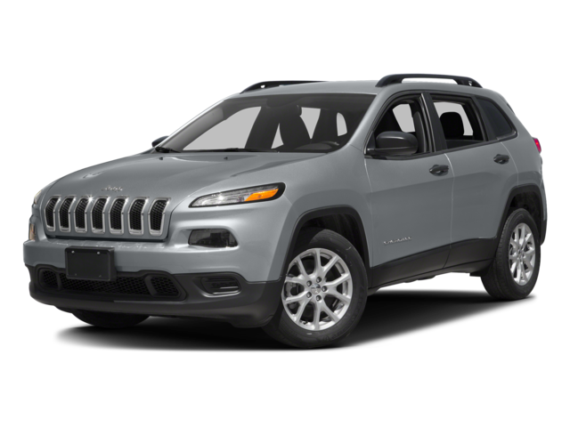 2017 Jeep Cherokee Sport 4 wheel drive