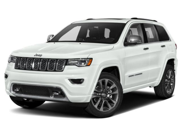2018 Jeep Grand Cherokee HIGH ALTITUDE II