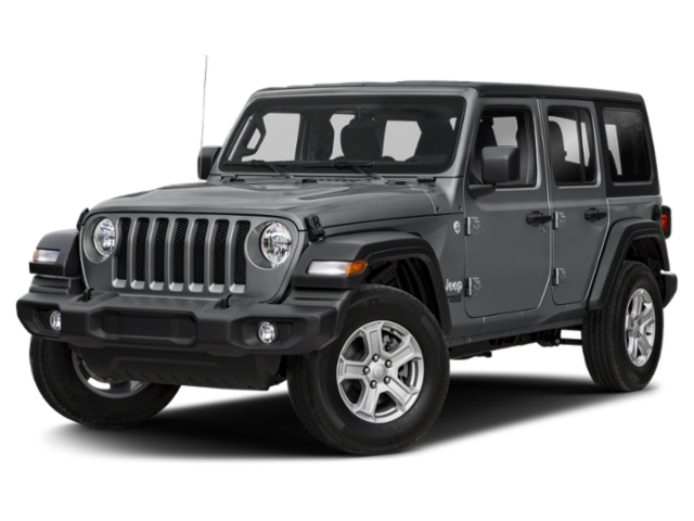 Jeep Wrangler Unlimited Convertible - Cabriolet 2019