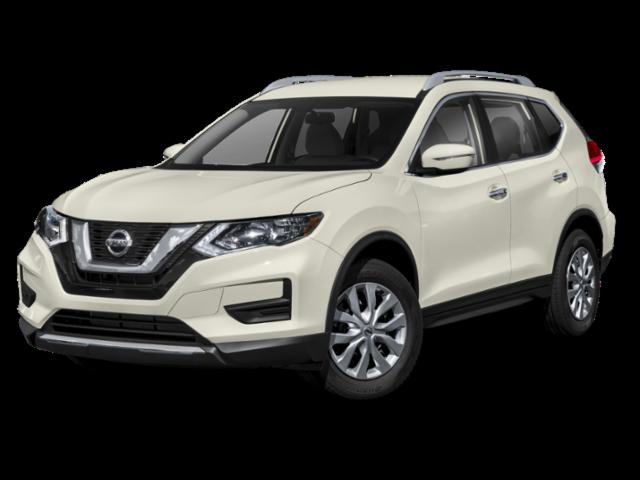 Nissan Rogue S, TI 2018