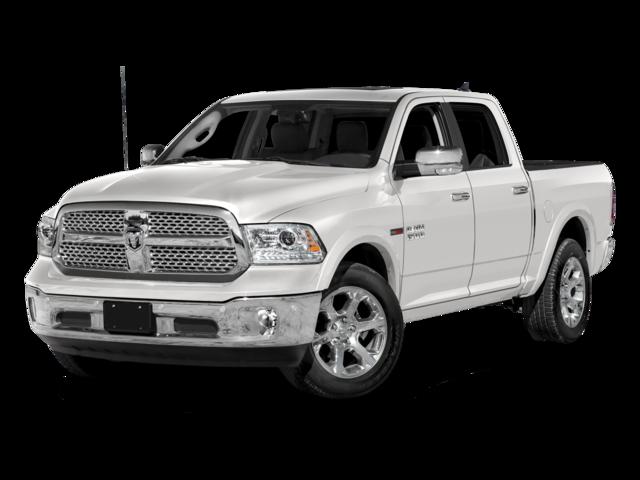 2017 RAM 1500 Laramie *DIESEL*