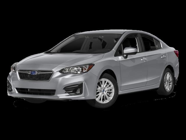 2017 Subaru Impreza Commodite 4p 2.0l