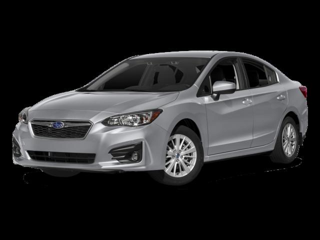 2018 Subaru Impreza Convenience 4p 2.0