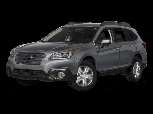 Subaru Outback 2.5i Limited CVT 2017