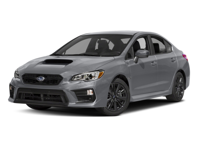 2018 Subaru WRX Sport-tech RS 2.0L 6MT