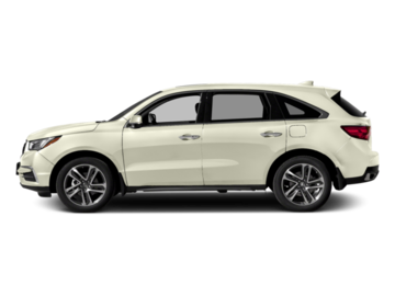 Build and price your 2017 Acura MDX