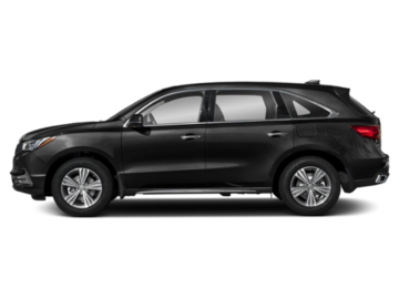 Build and price your 2019 Acura MDX