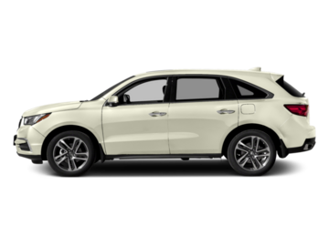 Build and price your 2017 Acura MDX Hybrid