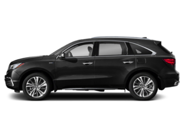 Build and price your 2019 Acura MDX Hybrid