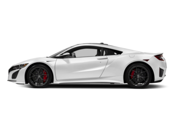 Build and price your 2017 Acura NSX