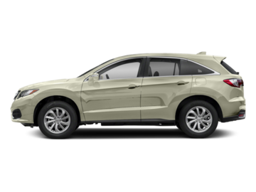 Build and price your 2018 Acura RDX