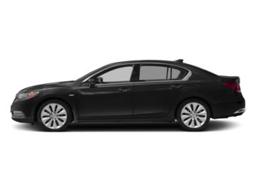 Build and price your 2017 Acura RLX