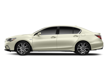 Build and price your 2018 Acura RLX
