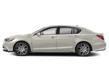 Build and price your 2019 Acura RLX