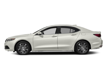 Build and price your 2017 Acura TLX