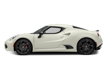 Build and price your 2017 Alfa Romeo 4C