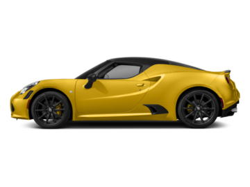 Build and price your 2018 Alfa Romeo 4C Coupe